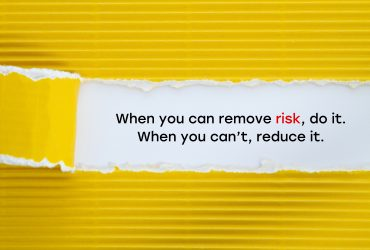 REDUCING RISK – THE CONSTRUCTION SAFETY CHECKLIST